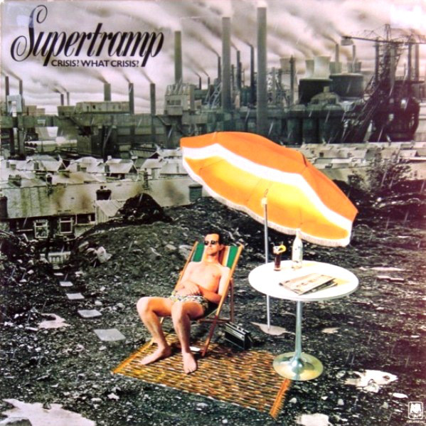 Supertramp - Crisis What Crisis [vinyl] Supertramp