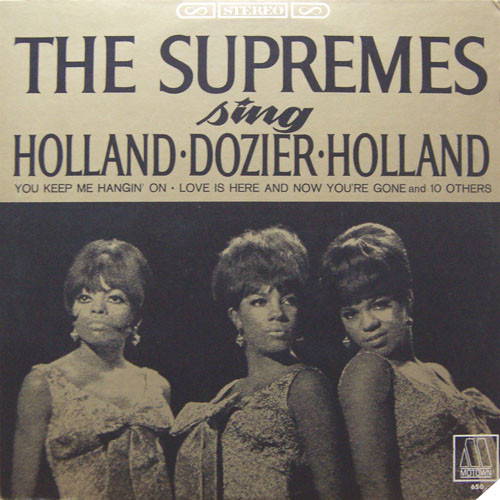 The Supremes Sing Holland, Dozier, Holland