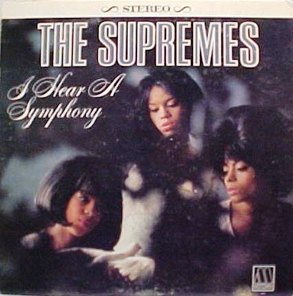 The Supremes Vinyl Record Albums