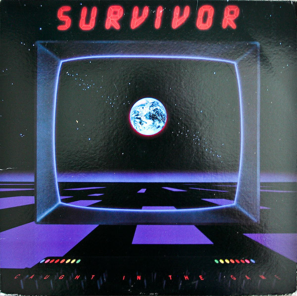 Survivor Caught In The Game Records, LPs, Vinyl and CDs ...