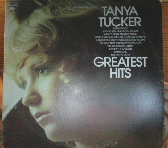 Tanya Tucker - Greatest Hits Single