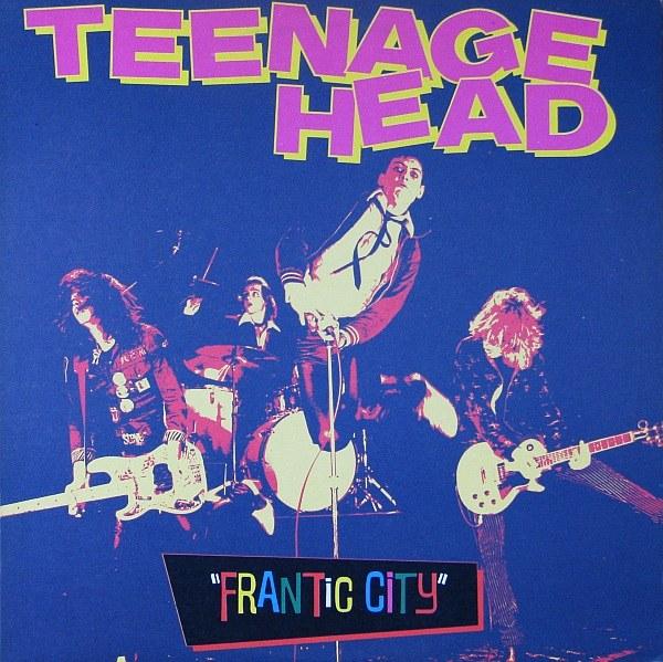Teenage Head Vinyl Record Albums