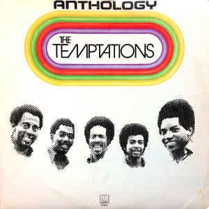 The Temptations Vinyl Record Albums