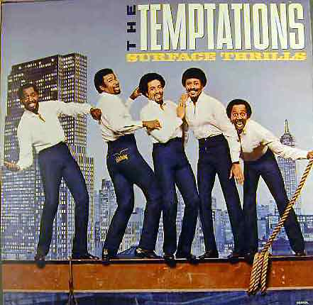 Temptations Surface Thrills Records Lps Vinyl And Cds