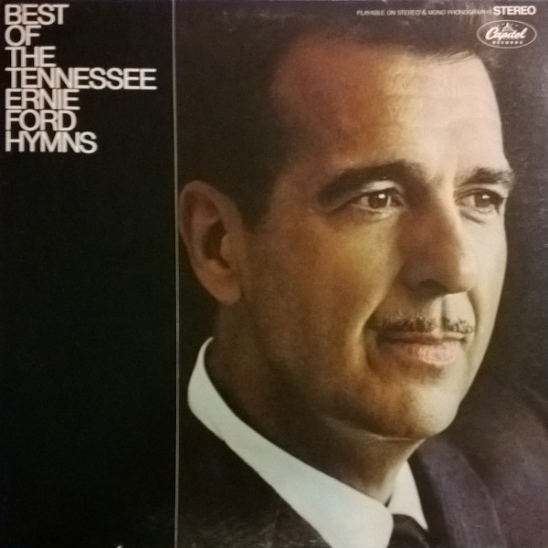 TENNESSEE ERNIE FORD - The Best of Tennessee Ernie Ford Hymns [Vinyl] - 33T