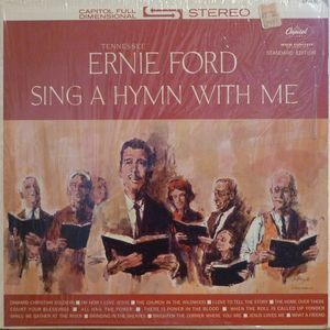 Tennessee Ernie Ford - Sing A Hymn With Me [vinyl]