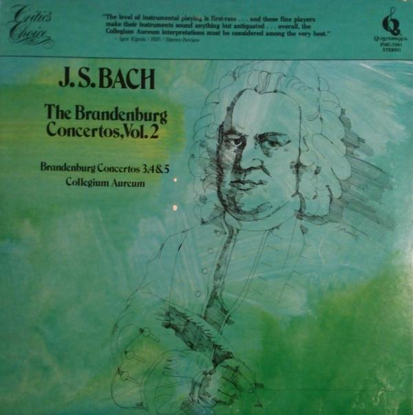j s bach brandenburg concertos volume 2