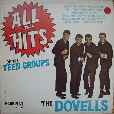 All The Hits Of The Teen Groups