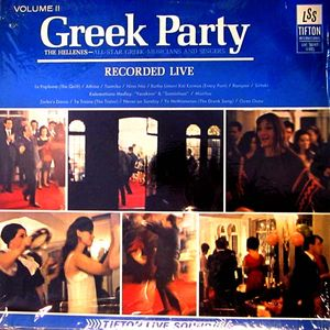 Recorded Live At A Greek Party - Volume II