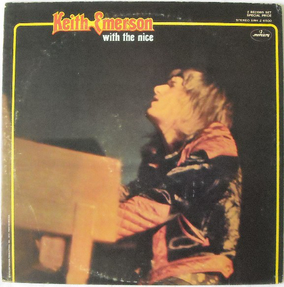 Keith Emerson With The Nice