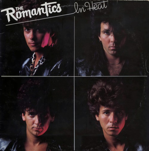 The Romantics Vinyl Record Albums