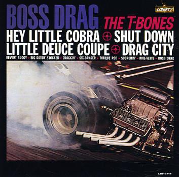 The T-Bones - Boss Drag At The Beach