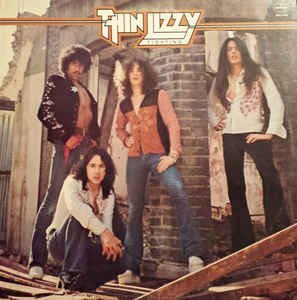 Thin Lizzy Fighting Records Lps Vinyl And Cds Musicstack