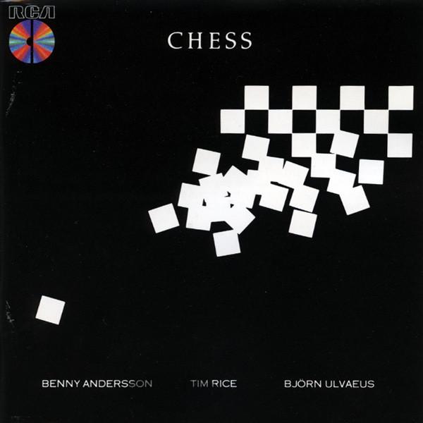 chess audio cd