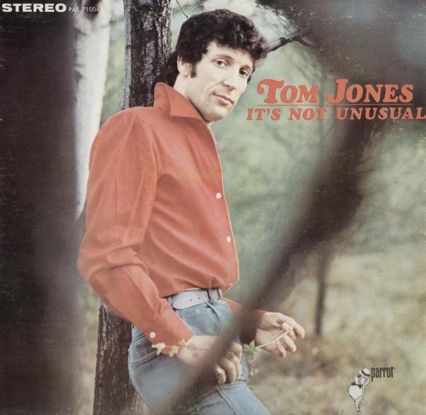 Tom Jones - It's Not Unusual EP