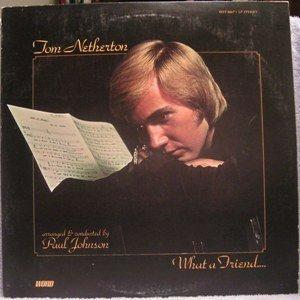 Tom Netherton Vinyl Record Albums