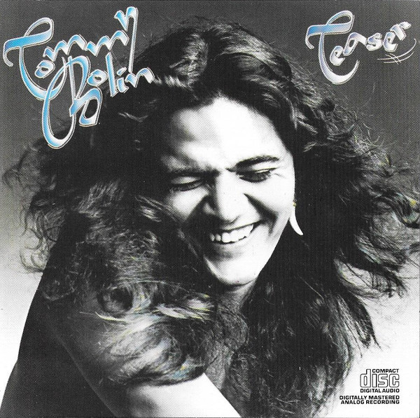 Tommy Bolin Vinyl Record Albums
