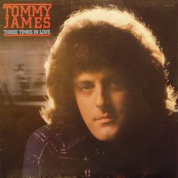 Tommy James - Three Times In Love LP
