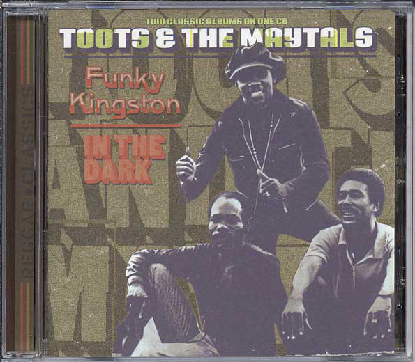 funky kingston dark audio cd