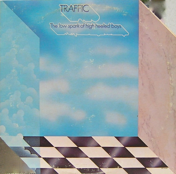 Traffic The Low Spark Of High Heeled Boys LP