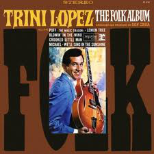 Trini Lopez - The Folk Album Record