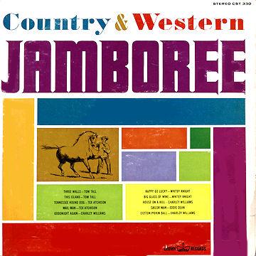 Country & Western Jamboree Vinyl