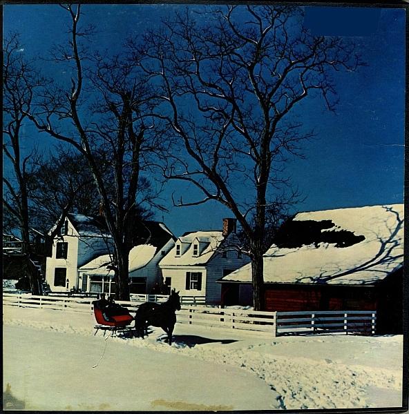 The Mormon Tabernacle Choir Vinyl Record Albums