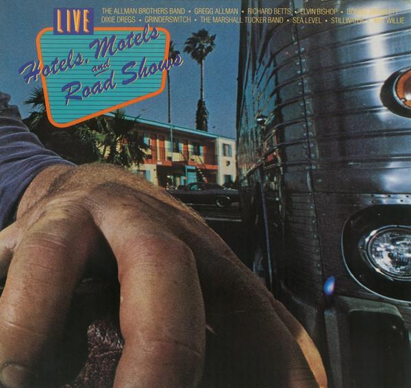 Allman Brothers Band - Allman Brothers Band / Stillwater / Sea Level / Bonnie Bramlett / Grinderswitch