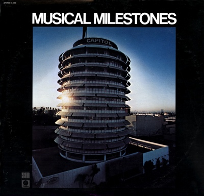 Musical Milestones Record
