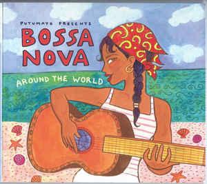 putumayo presents bossa nova around world audio cd