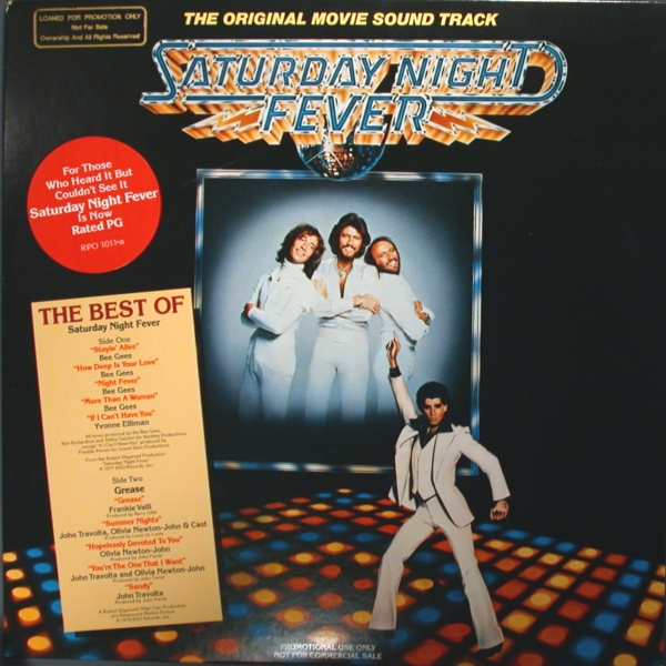The Best Of Saturday Night Fever / Grease
