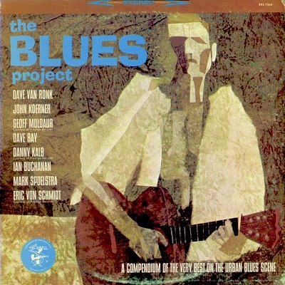 The Blues Project - A Compendium Of The Very Best On The Urban Blues Scene