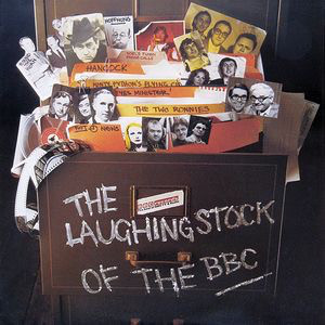 The Laughing Stock Of The BBC Vinyl