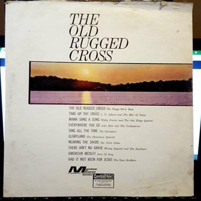 The Old Rugged Cross Vinyl