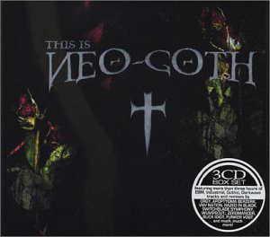This Is Neo Goth Audio CD