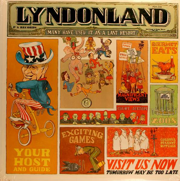 lyndonland may have used it a last resort record