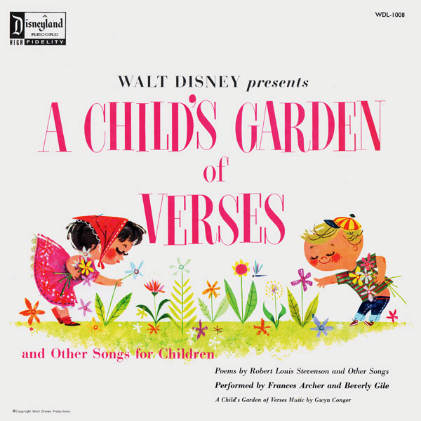 A Child's Garden Of Verses And Other Stories For Children