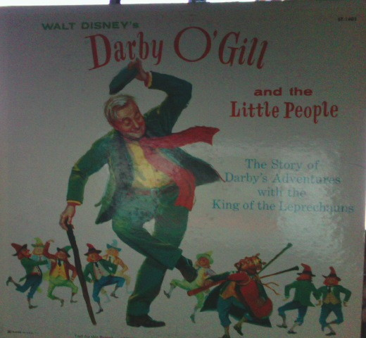 Story Of Darby O'Gill And The Little People
