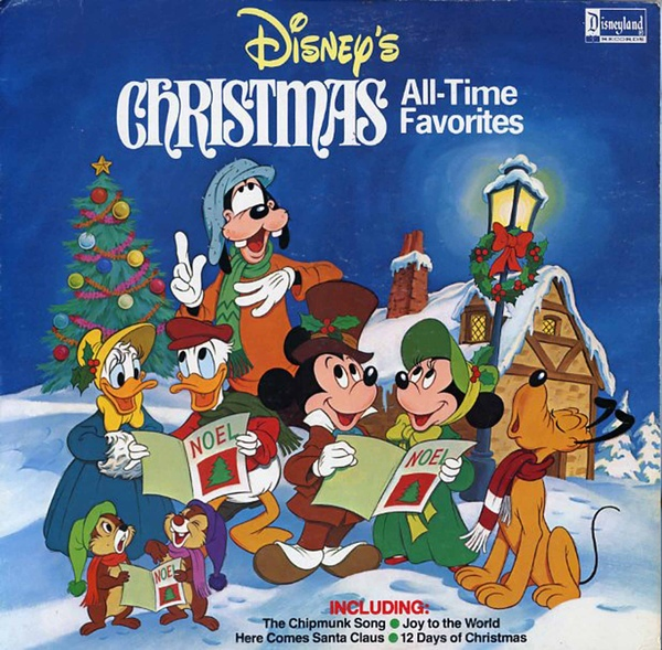 Disney's Christmas All-Time Favorites