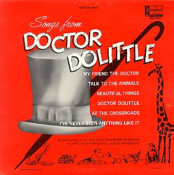 Songs From Dr. Dolittle