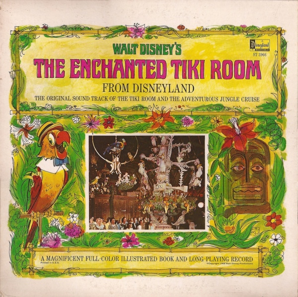 The Enchanted Tiki Room/The Adventurous Jungle Cruise