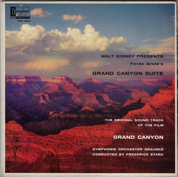Walt Disney - Walt Disney Presents Ferde Grofe's Grand Canyon Suite
