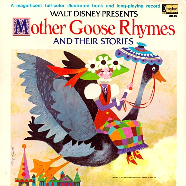 Mother Goose Rhymes and Their Stories