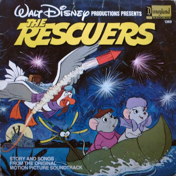 Story of The Rescuers