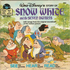 Walt Disney's Story Of Snow White And The Seven Dwarfs