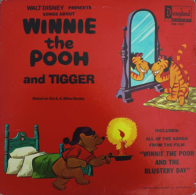 Songs About Winnie the Pooh and Tigger