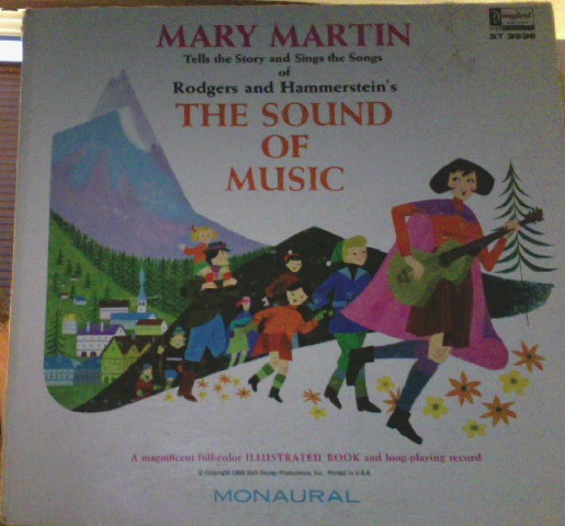 WALT DISNEY THE SOUND OF MUSIC - The Sound of Music [Vinyl] Walt Disney - LP