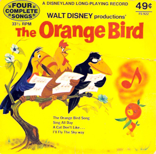 The Orange Bird Starring Anita Bryant