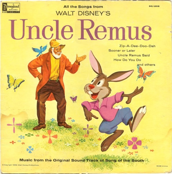 All The Songs from Walt Disney's Uncle Remus