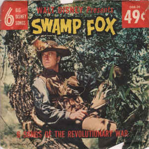 Walt Disney Presents Swamp Fox